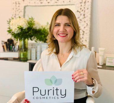 Gründerin Purity Cosmetics